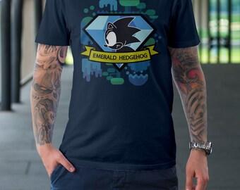 Emerald Sonic T-Shirt | Unisex - Women |