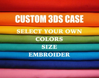 3DS Case Customize Your Own
