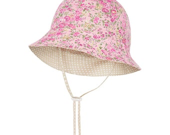 Liberty of London Children's Sunhat - Tatum (3-5y)