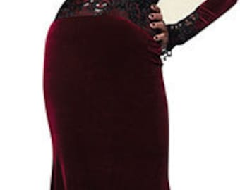Cosplay costume Regina Mills the evil queen Once upon a time