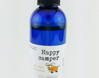 Happy Camper Bug Spray All Natural