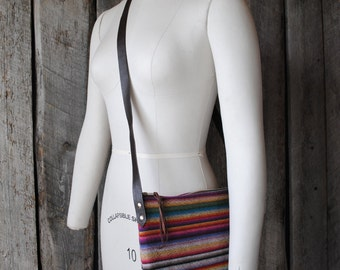 "Hip bag ""Village"""