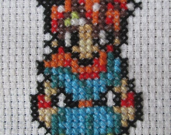 Chrono Cross Stitch (Chrono Trigger)