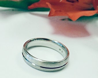 Sterling silver wedding men ring , wedding ring band,  wedding rings, wedding rings, wedding band men, wedding band, wedding, ring men