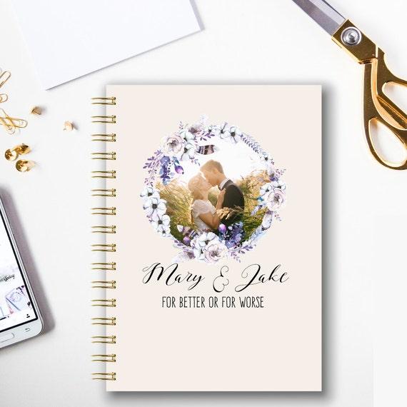 Wedding Planner Gift Set : Wedding giftNewlywed giftWedding PlannerWedding Notebook ...