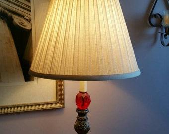 Marble Base Lamp Etsy