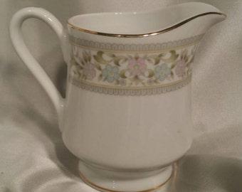 Empress China Japan Arcadia pattern 1015 Vintage Creamer