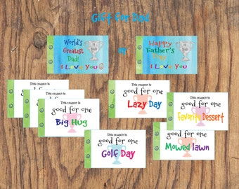 Birthday coupon book for Adults. 35 coupons 4 blank. Adult