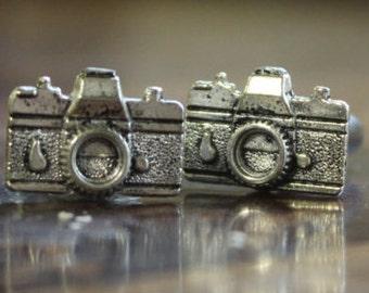 Camera Cuff links, Photography Cufflinks