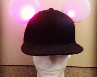Custom Magic Mickey Ear Baseball Hat