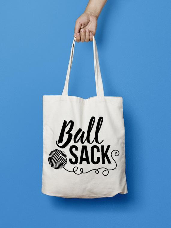 Ball Sack Tote