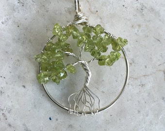 Peridot ~ Tree of Life