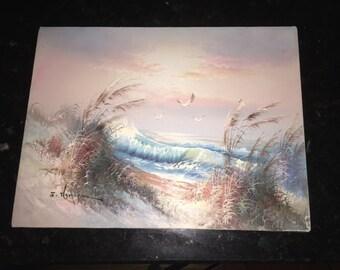 Artwork Original Seascape