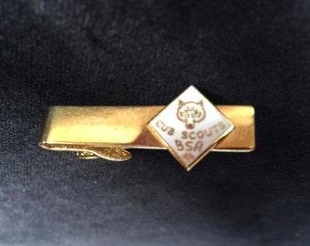 Cub Scout BSA Tie Clip