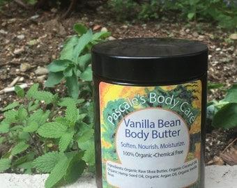 6oz Vanilla Bean Body Butter
