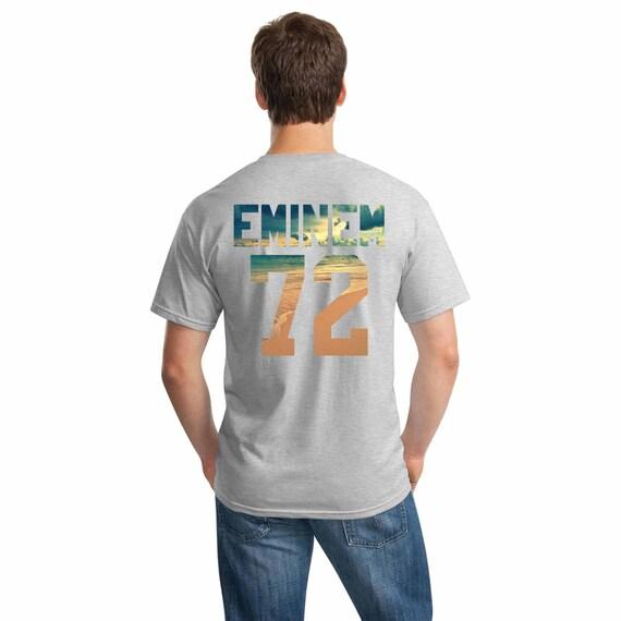 eminem 72 back side design 1972 trending now items tee