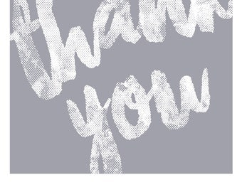 thank you • so very much – thank you card