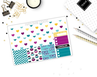 Planner Girl - Weekly Kit - Washi Stickers