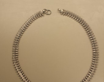 Sterling Silver .925 Necklace/Choker