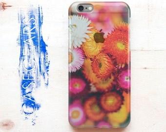 6 Case Phone Case Floral iPhone Case Clear iPhone 6s Case Flower iPhone 6s Cover Pink iPhone 6 Plus Case iPhone 6s Plus Floral Galaxy Case