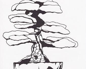 bonsai, limited print (25)