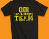 GO! Local Sports Team T-shirt
