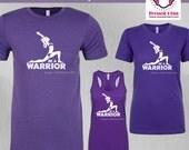Yoga Shirt: Be A Warrior ...