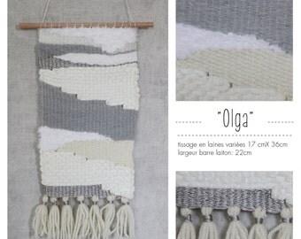 """Weaving wall """"Olga"""""""