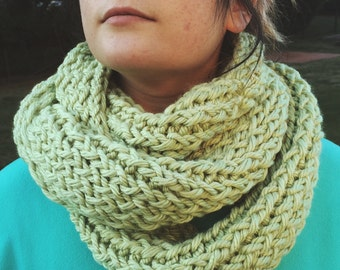 Extra Long Infinity Scarf