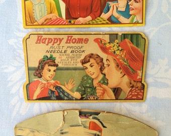 Vintage Needle Books