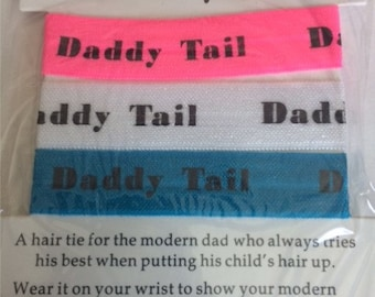 Daddy Tails Hair Tie