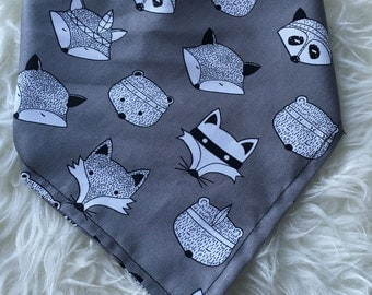 Pet Bandana | Forest Critters