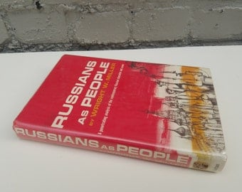 Russians as People ** Wright W. Miller ** 1961 ** non fiction