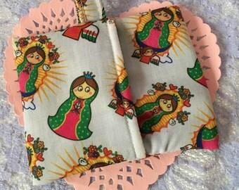Virgen Mini Kleenex Tissue Holder