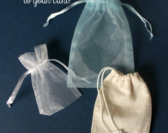Add a gift bag to your personalized item - Gift Wrapping