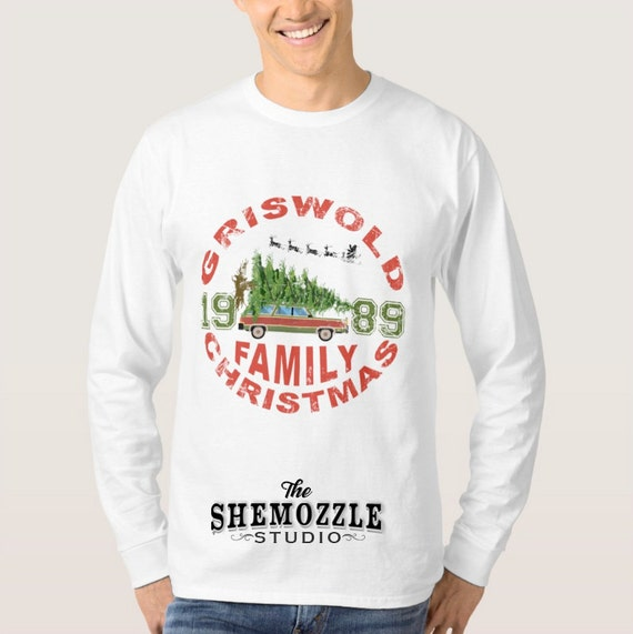 Christmas Vacation Inspired Griswold Family T Shirt Or