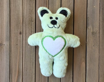 Plush Stuffed Animal / Soft Toy /  Baby Bear Stuffed Toy / Small Teddy Bear / Baby Gift