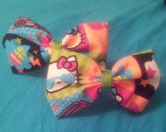 Hello Kitty inspired bow