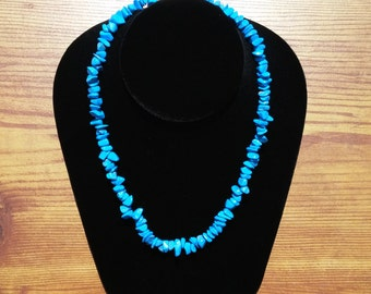 Turquoise Howlite