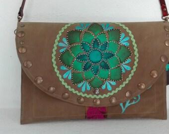 Handbag - Clutch skin 5
