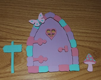 Fairy door kit.