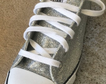 Glitterfied Converse - Customized