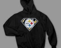 pittsburgh steelers superman sweatshirt