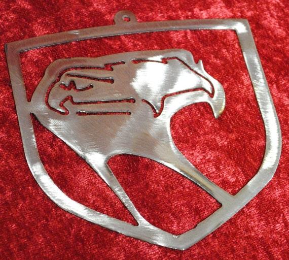 Viper Emblem, Viper Head, Viper, Snake, Nature, Snake Art, Metal Snake Art, GTO 350, GTO 350 Emblem, Metal Wall Art Decor, Gift for Him