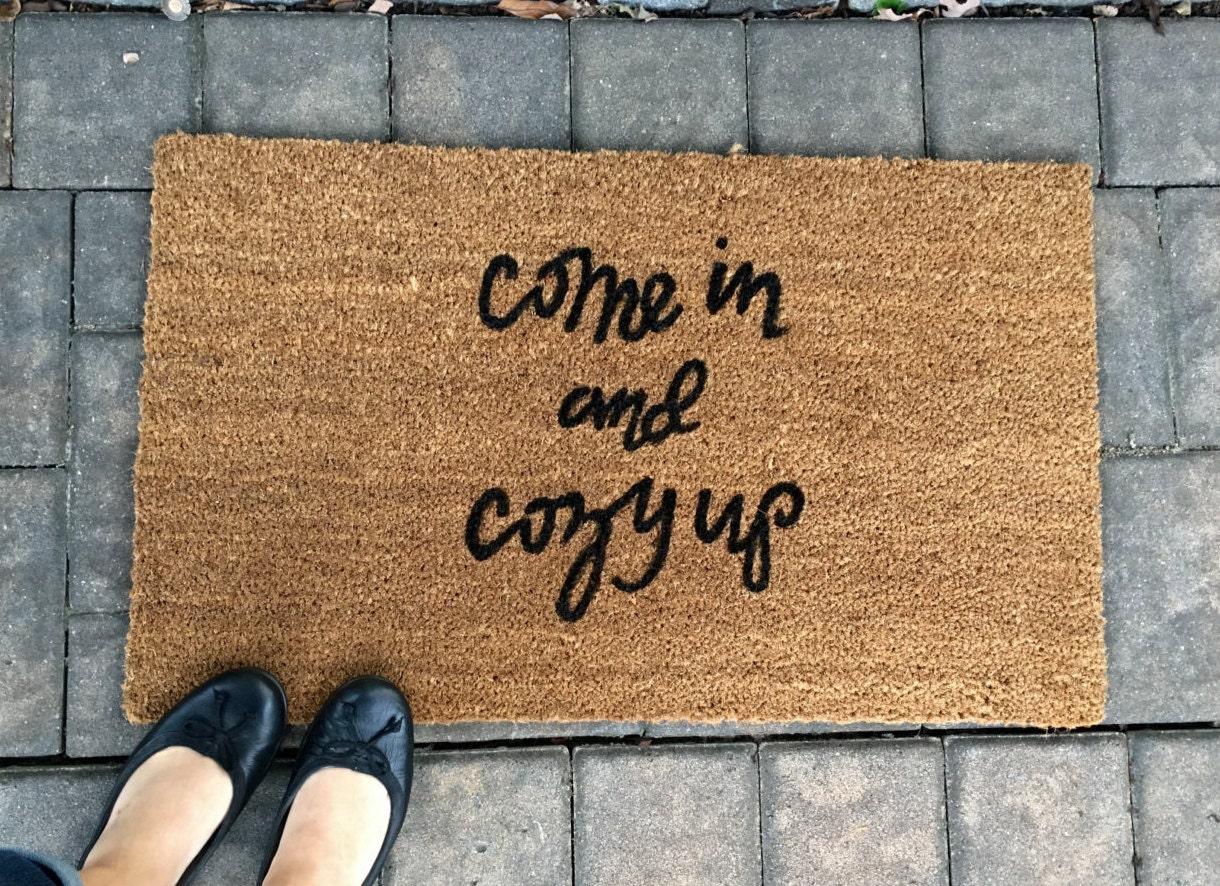 ^ Door mat  tsy