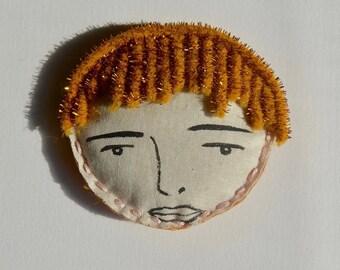 Fringe Boy Magnet