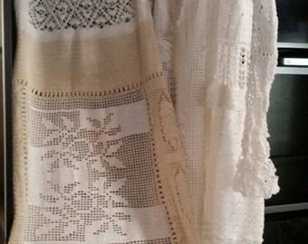 Filet dress