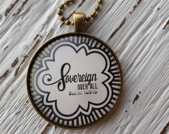 Necklace-Sovereign-Handmade