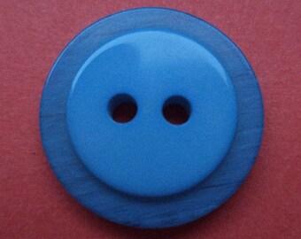 11 buttons blue 18mm (725) button