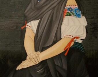 Oaxaca Woman